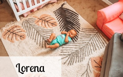 Lorena Canals Rugs and Infants