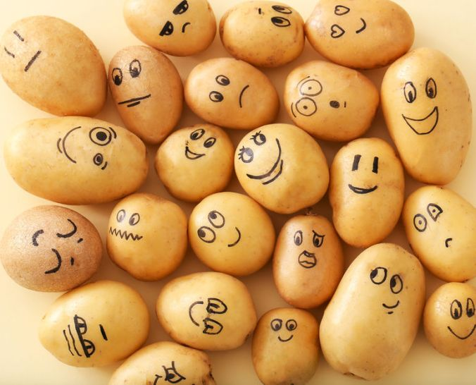 the potato that can triple your success