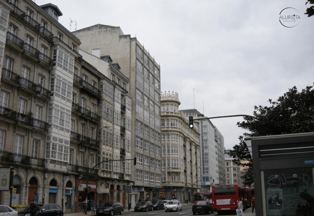Viaja La Coruña España travelblogger
