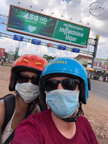 Viajar a Siem Reap Camboya