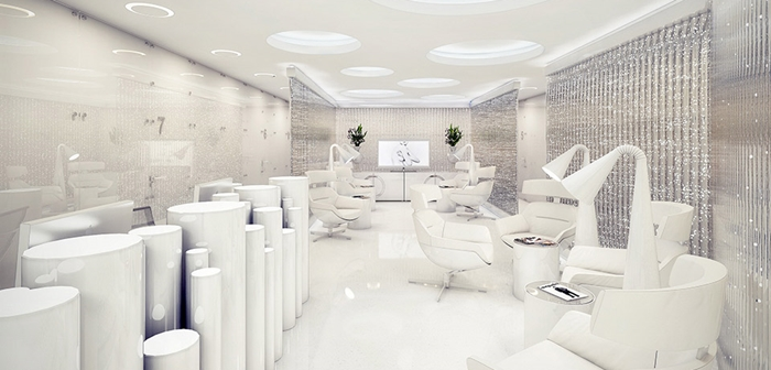 Worlds Most Luxurious Surgery Clinic Futuristic Design