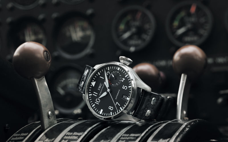 Expensive IWC Pilots Watches