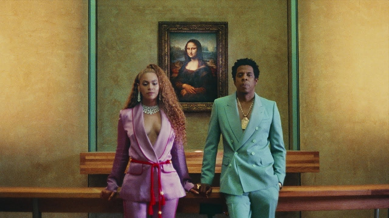 Watch Beyonce Amp Jay Zs New Video For Apesht