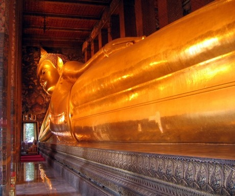 Temple of a Reclining Buddha
