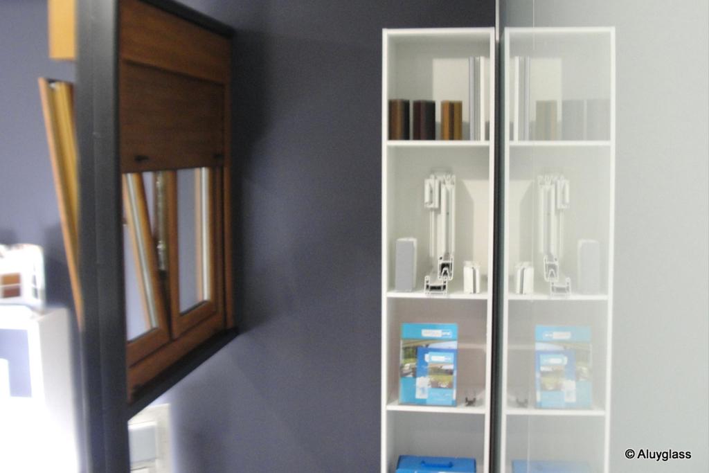 exposición de puertas y ventanas en san vicente