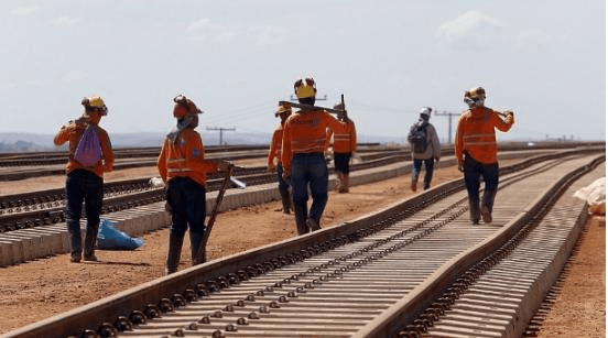 TCU encontra superfaturamento de 37 milhões na obra da Ferrovia Norte-Sul, tocada pelo governo do PT