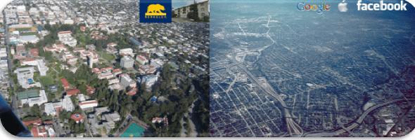 Dos ciudades 48 años después