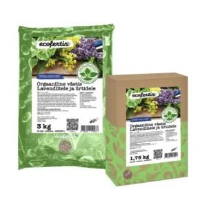 Väetis lavendlitele ja ürtidele