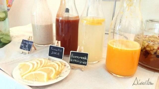 desayuno de hotel en Ios Greece