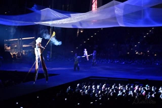 espectaculo circo sol