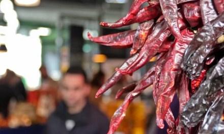 Borough Market, uno de mis mercados favoritos en Londres.