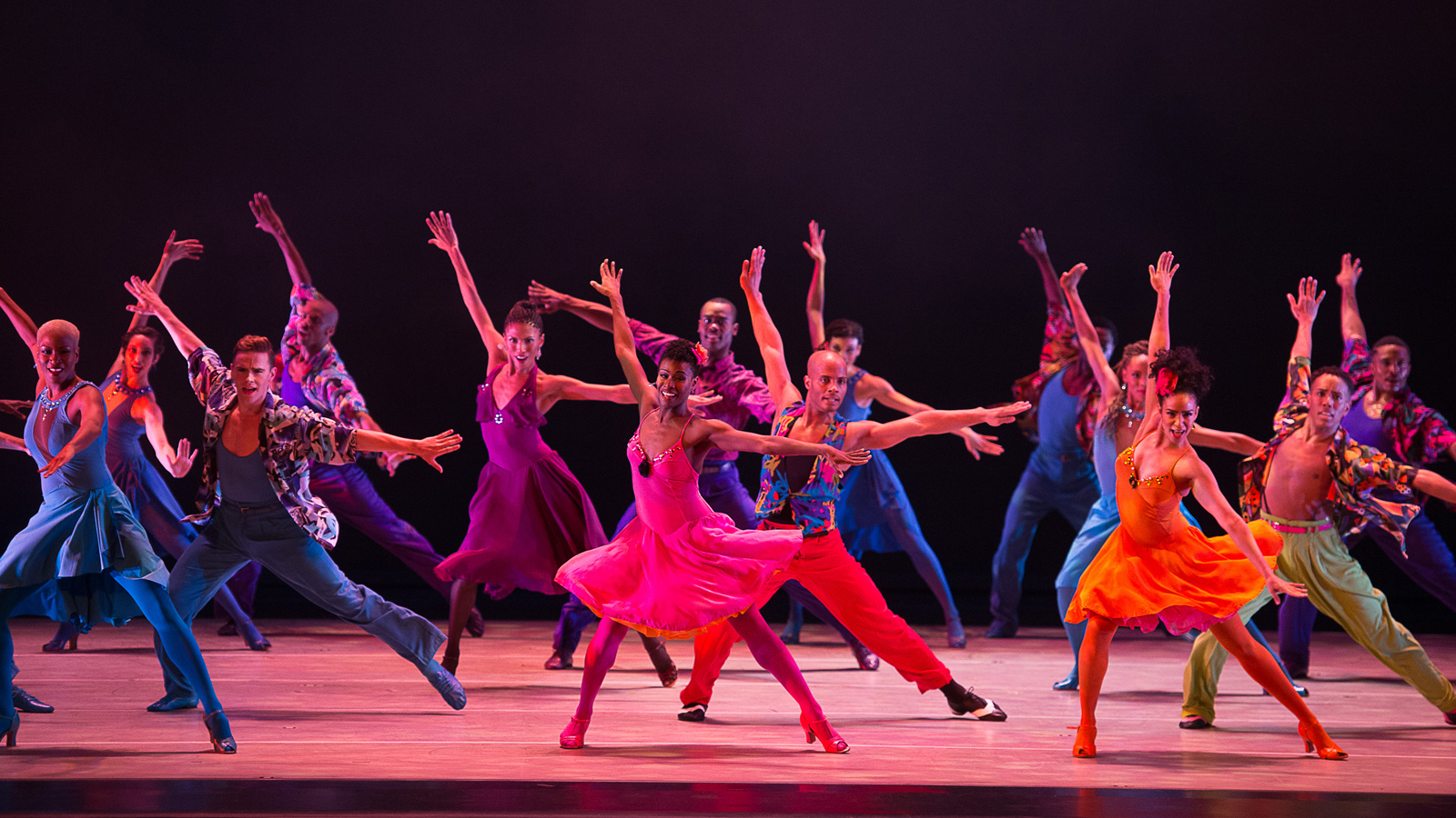 The Winter in Lisbon | Alvin Ailey American Dance Theater
