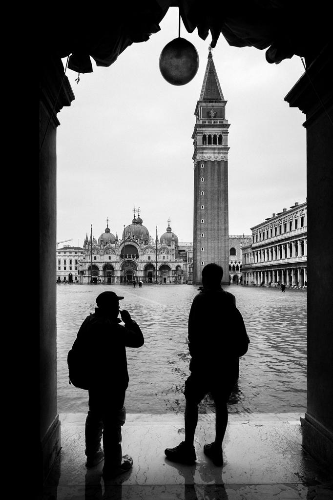 acqua alta venezia novembre 2019 reportage fotografico alvise busetto fotografo mestre