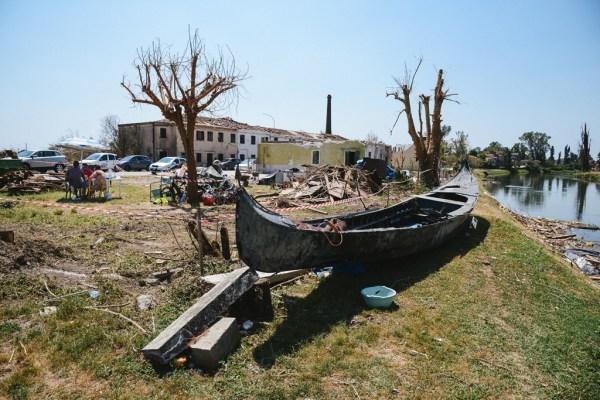 tornado venezia