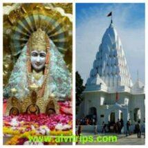 मनसा देवी मंदिर के सुंदर दृश्य
