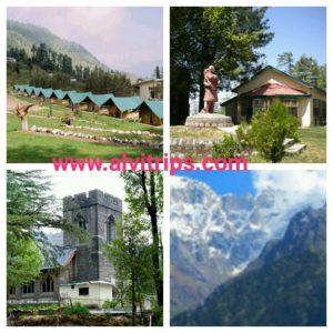 मशोबरा हिमाचल प्रदेश के सुंदर दृश्य