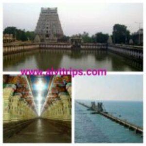 रामेश्वरम यात्रा के सुंदर दृश्य