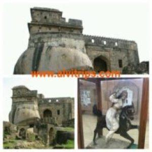 जबलपुर पर्यटन स्थलो के सुंदर दृश्य