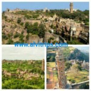 चित्तौडगढ का किला के सुंदर दृश्य