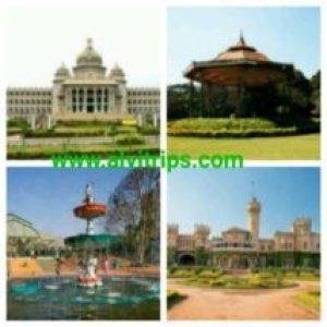 बैंगलोर दर्शनीय स्थल के कुछ सुंदर दृश्य