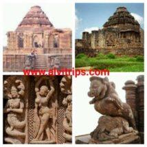 कोणार्क सूर्य मंदिर का इतिहास - कोणार्क सूर्य मंदिर का रहस्य
