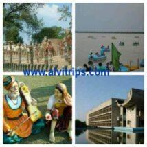 चंडीगढ़ के दर्शनीय स्थल - चंडीगढ के टॉप 10 पर्यटन स्थल