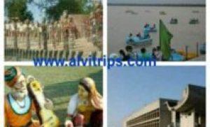 चंडीगढ़ के दर्शनीय स्थल – चंडीगढ के टॉप 10 पर्यटन स्थल