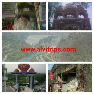 पठानकोट पर्यटन स्थलो के सुंदर दृश्य