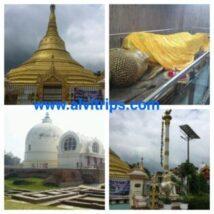 कुशीनगर के दर्शनीय स्थल – कुशीनगर के टॉप 7 पर्यटन स्थल
