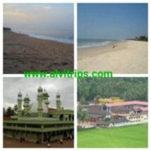 मंगलौर पर्यटन स्थलों के सुंदर दृश्य