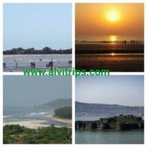 अलीबाग पर्यटन स्थल – अलीबाग समुद्र तट – Alibaug top 15 tourist place