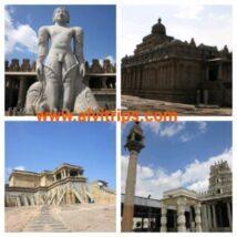 श्रवणबेलगोला कर्नाटक मे स्थित प्रमुख जैन तीर्थ स्थल