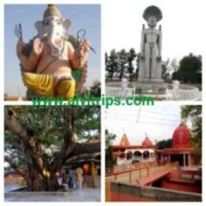 मुजफ्फरनगर पर्यटन स्थलों के सुंदर दृश्य