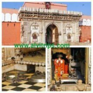 करणी माता मंदिर देशनोक के सुंदर दृश्य