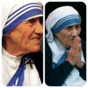 मदर टेरेसा के चित्र