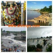 मिर्जापुर पर्यटन स्थलों के सुंदर दृश्य
