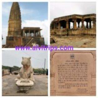 हर्षनाथ मंदिर के सुंदर दृश्य