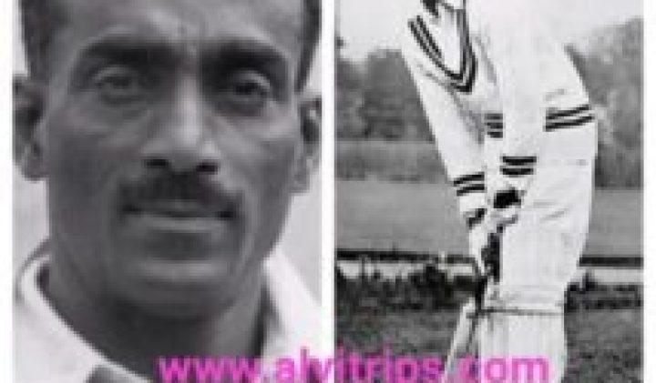सी के नायडू की जीवनी – सी के नायडू भारतीय क्रिकेटर का जीवन परिचय