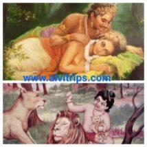 शकुंतला दुष्यंत की प्रेम कथा – शकुंतला दुष्यंत की अमर प्रेम कहानी