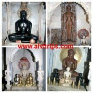 बटेश्वर अजितनाथ दिगंबर जैन मंदिर