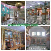 बड़ा पंचायती जैन मंदिर मोतीकटरा आगरा