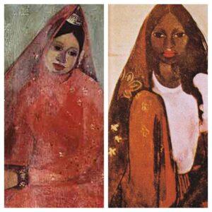 Amrita shergill painting