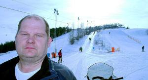 Lars Nyberg, verksamhetschef på Älvsbyns Fastigheter.