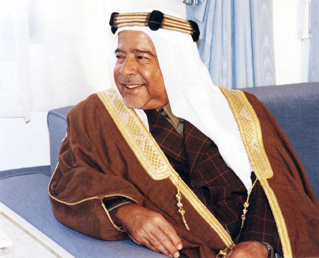 سمو الشيخ عيسى بن سلمان آل خليفة رحمه الله الشبكة الوطنية
