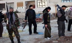 الثوار في حلب - سوريا
