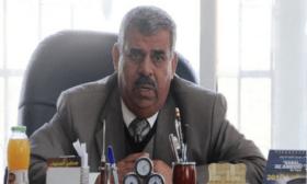 نائب رئيس اتحاد كرة القدم إبراهيم أبو سليم