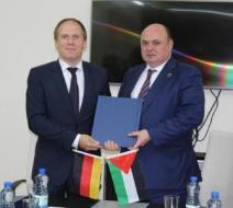 المؤسسة الفلسطينية لضمان الودائع ووزارة المالية توقعان اتفاقية تعاون مشترك مع بنك التنمية الألماني
