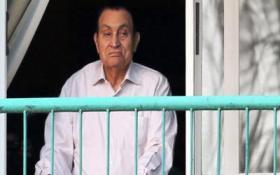 حكم قضائي جديد لصالح الرئيس السابق حسني مبارك
