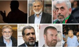 """تعرف على القيادات الفلسطينية الذين أدرجتهم واشنطن على قوائم """"الإرهاب"""""""