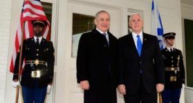"""نتنياهو يُشيد بأعضاء مجلس الشيوخ بسبب """"رسالة للأمم المتحدة"""""""